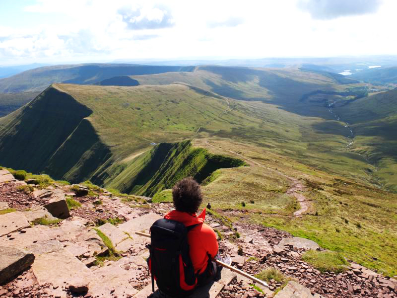 Wanderung-Wales-Brecon-Beacons-Hufeisen-outdoormaedchen-11