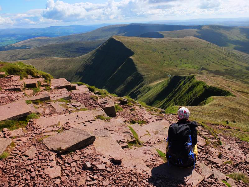Wanderung-Wales-Brecon-Beacons-Hufeisen-outdoormaedchen-12
