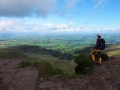 Wanderung-Wales-Brecon-Beacons-Hufeisen-outdoormaedchen-6