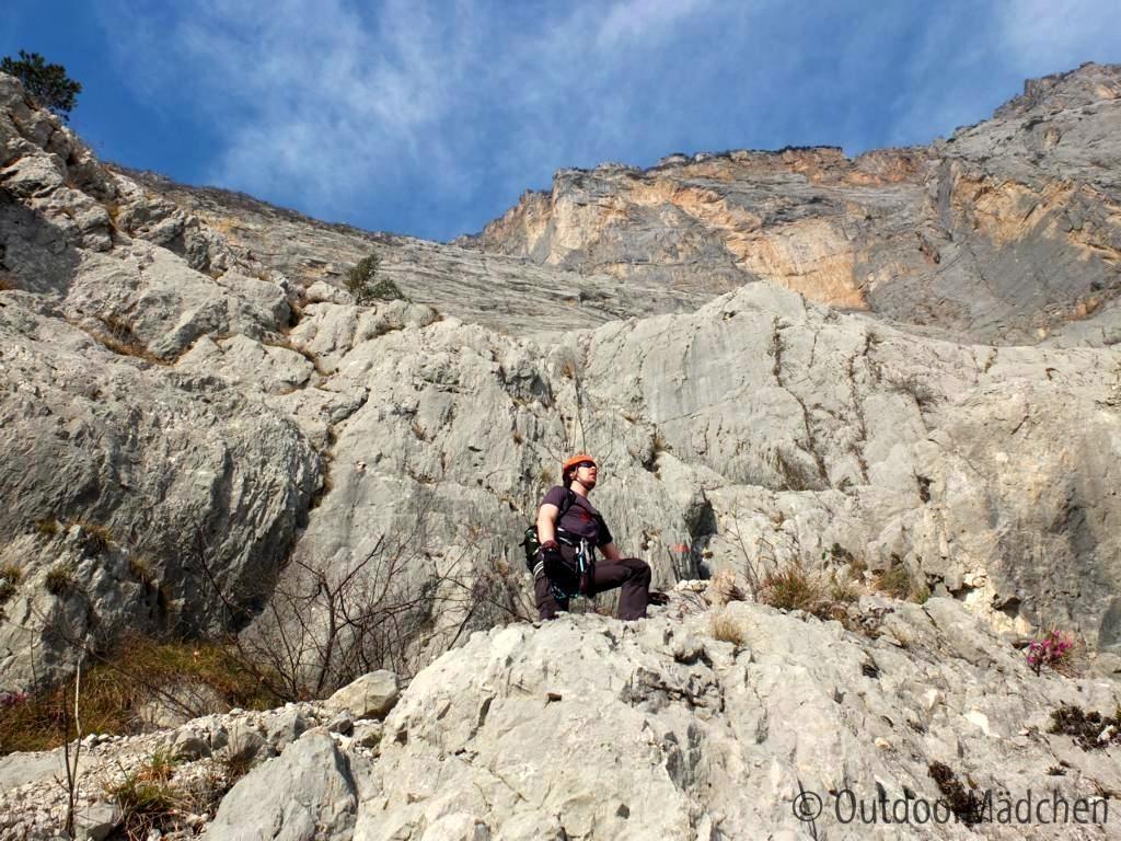 Klettersteig Che Guevara : Sehn sucht berge via ferrata ernesto che guevara und monte casale