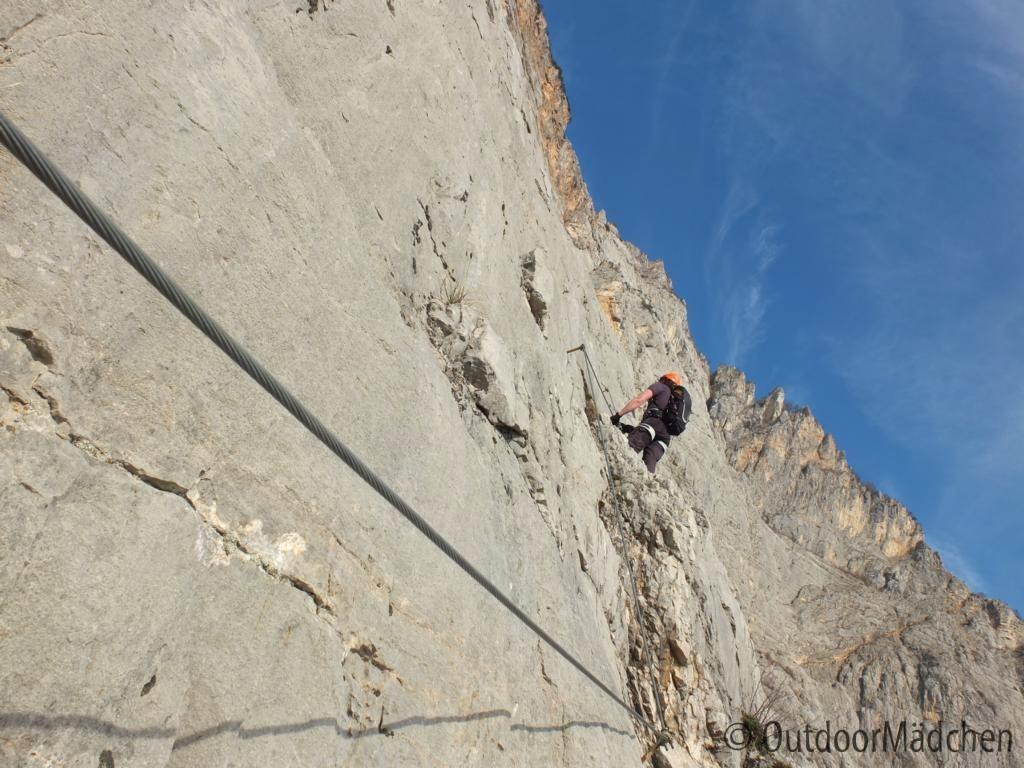 Klettersteig Che Guevara : Klettersteig u ferrata ernesto che guevara zum monte casale