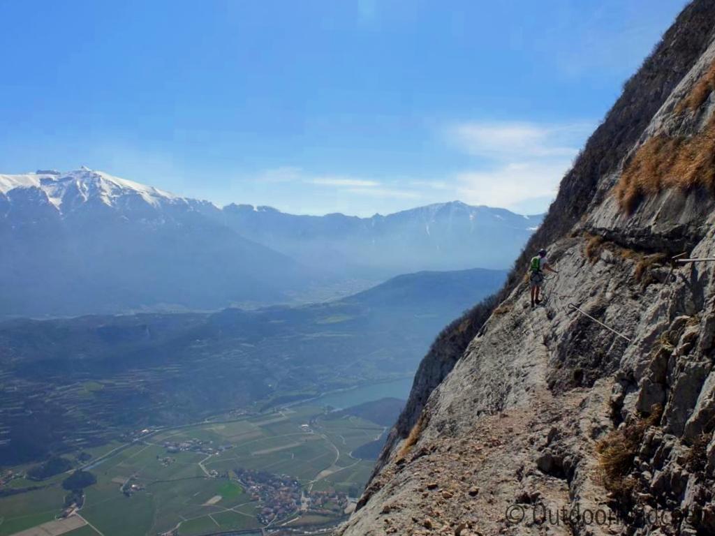 Klettersteig Che Guevara : Ferrata ernesto che guevara klettersteig bergsteigen