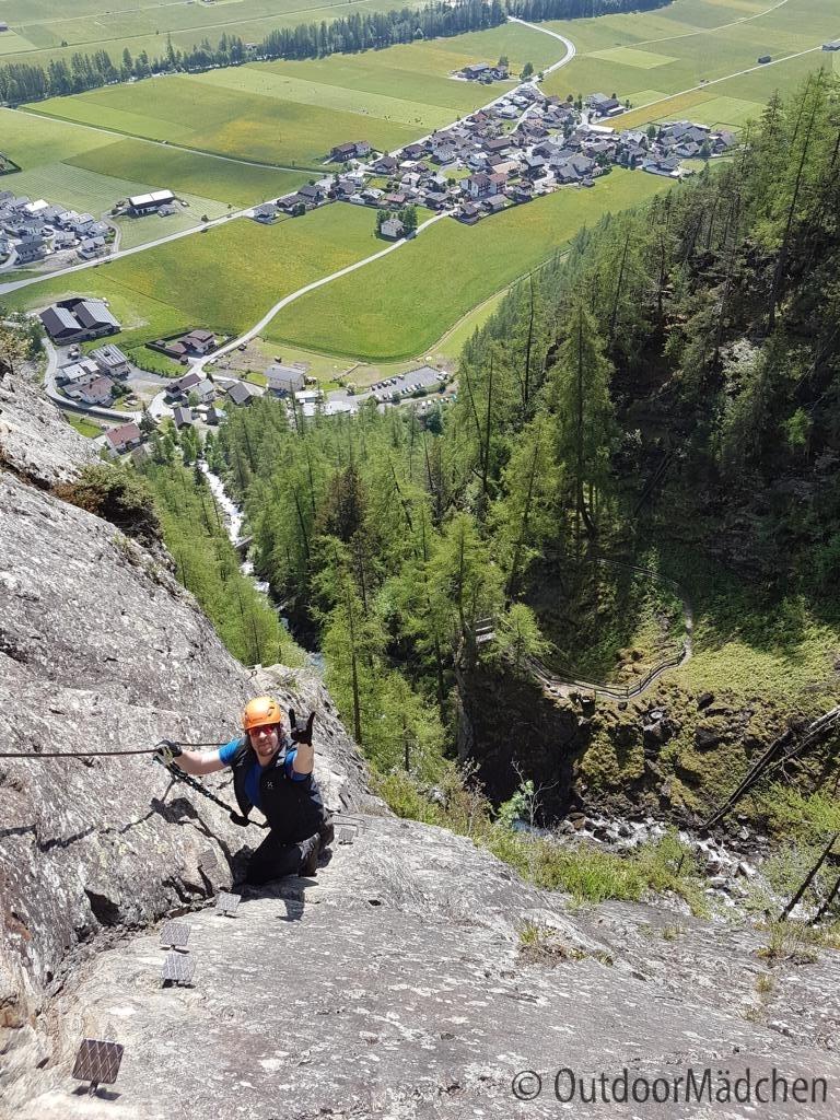 Klettersteig-Lehner-Wasserfall-Oetztal (13)