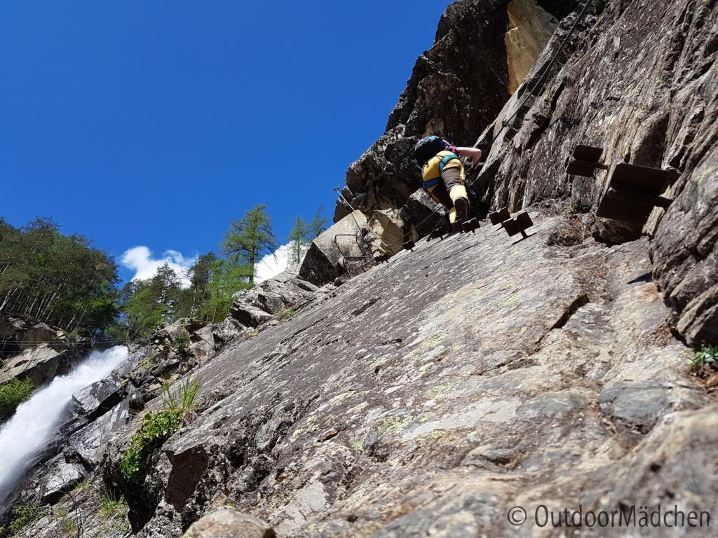 Klettersteig Oetztal : Die schönsten klettersteige im Ötztal