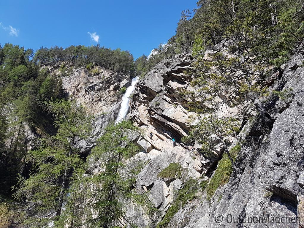 Klettersteig-Lehner-Wasserfall-Oetztal (21)