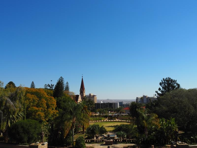 Windhoek-City-Namibia