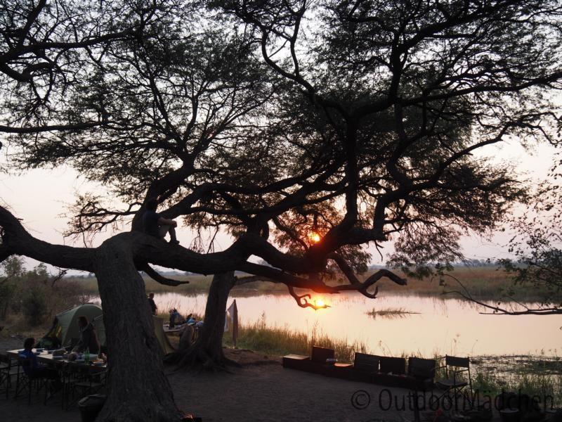 Campingplatz-Okavango-Abenteuer