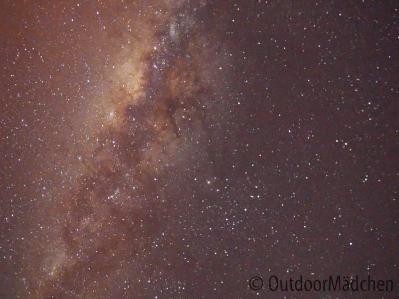 Milchstrasse-Namibia-Nacht