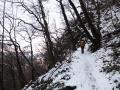 Wanderung-Drachenfels-Schnee