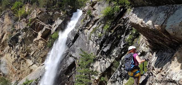 Jubilaeums-Klettersteig-Lehner-Wasserfall-Header